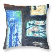 Images Throw Pillow