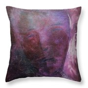 In Human Form Throw Pillow