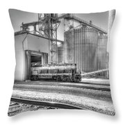 Industrial Switcher 5405 Throw Pillow