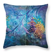 Infinity Of Wonders Throw Pillow