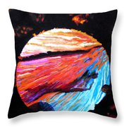 Inspire Three Throw Pillow