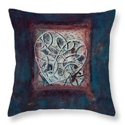 Inspirit - Where Spirit Resides Series Throw Pillow