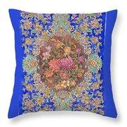Isfahan Throw Pillow