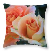Jacob Throw Pillow by Marna Edwards Flavell