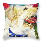 Jasmine Throw Pillow