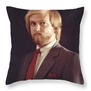 jek Throw Pillow