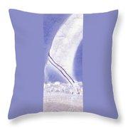 Jerusalem-triptych First Part Throw Pillow