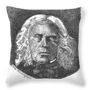 John Mcloughlin Throw Pillow