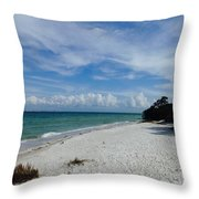 Just Another Day In Paradise  Throw Pillow