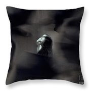 Just For Today I Will Not Be Afraid  Throw Pillow