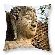 Kamphaeng Phet Throw Pillow