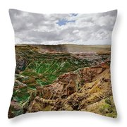 Kauai Landscape 7 Throw Pillow