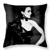 #1 Keira Kightley Series Throw Pillow