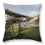 Keld Views Throw Pillow