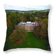 Kingwood Center Gardens Throw Pillow
