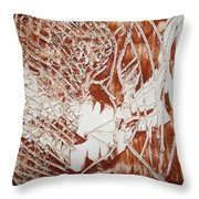 Kiss - Tile Throw Pillow