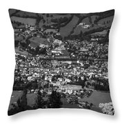 Kitzbuehel Throw Pillow