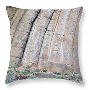 Konojedy Rock Loaves Throw Pillow
