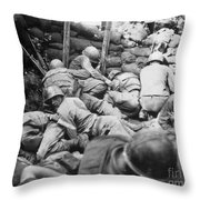 Korean War, 1950-1953 Throw Pillow