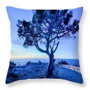 Landscapes At Grand Canyon Arizona Throw Pillow