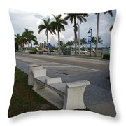 Lantana  Throw Pillow