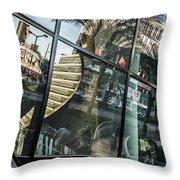 Las Vegas Strip 0271 Throw Pillow