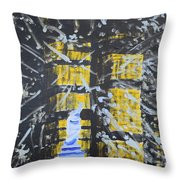 Let Us Not Forget Throw Pillow