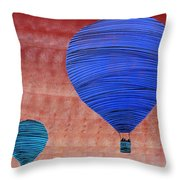 Lib - 144 Throw Pillow