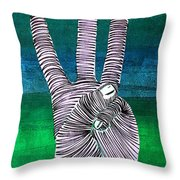 Lib-584 Throw Pillow