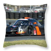 Ligier Js P3 Le Mans Prototype 3 Lmp3 Throw Pillow