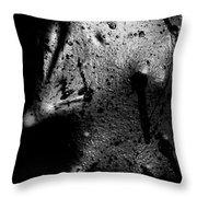 Liquid Latex Throw Pillow