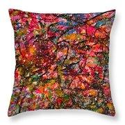 Living Forest-2 Throw Pillow