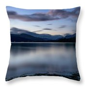 Loch Lomond Throw Pillow