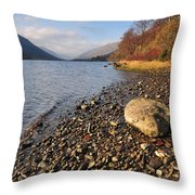 Loch Voil Throw Pillow