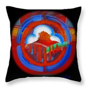 Lone Star State Throw Pillow