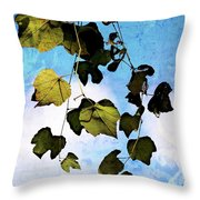 Look Up Again Throw Pillow