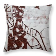 Lord Bless Me 8 - Tile Throw Pillow