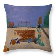 Lost Memories - Sold Throw Pillow