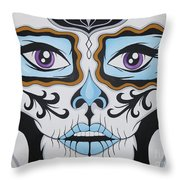Lost Souls Throw Pillow