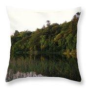 Lough Gill Co Sligo Ireland Throw Pillow