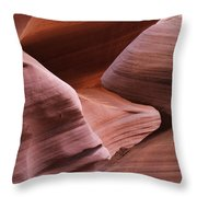 Lower Antelope Canyon 2 7978 Throw Pillow