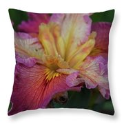 Luscious Legend Throw Pillow