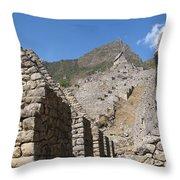 Macchu Picchu 9 Throw Pillow