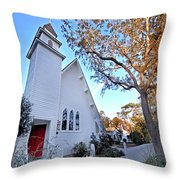 Magnolia Springs Throw Pillow