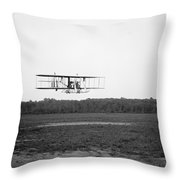 Maryland: College Park Throw Pillow