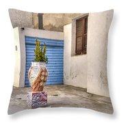 Mazara Del Vallo - Sicily Throw Pillow