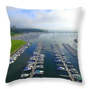 Mckinley Marina Throw Pillow