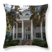 Mcleod Plantation Throw Pillow