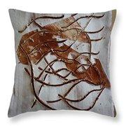 Mellow - Tile Throw Pillow