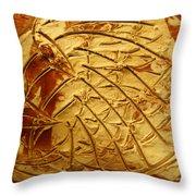 Mercy - Tile Throw Pillow